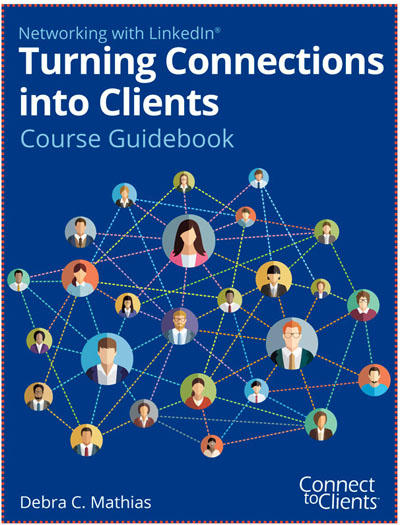 networking with linkedin turning connections into clients